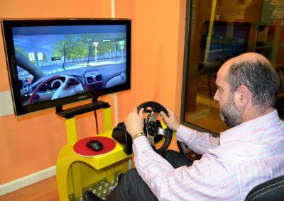 simulador conducción autoescuela2000